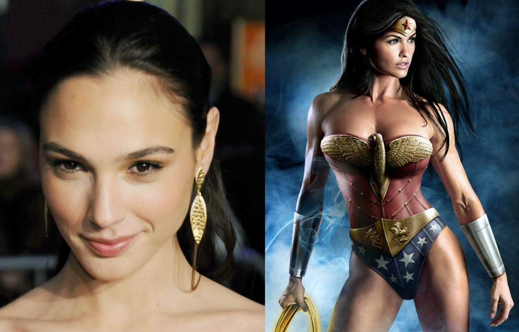 Wonder Women played by Gal Gadot?